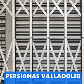 persianas metalicas valladolid