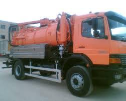 desatasco camion cuba en Valladolid