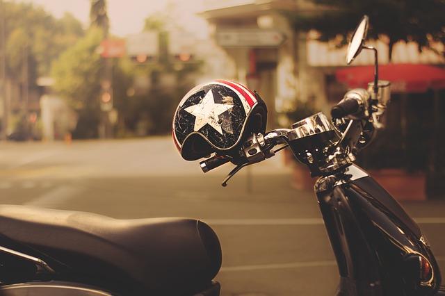 cerradura moto
