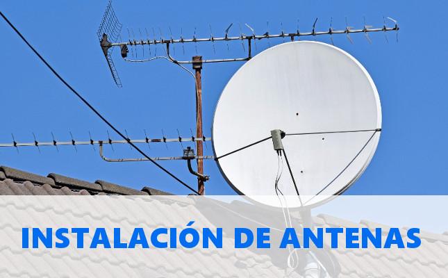 instalacion antenas valladolid